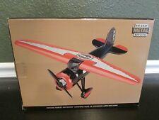 NEW Harley Davidson Vintage Lockheed Vega 5B Highwing Airplane Bank Die Cast LE