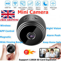 Mini SPY Camera Wireless WiFi IP Security Camcorder DV DVR Night Vision HD 1080P