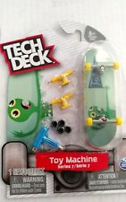 New ULTRA RARE Tech Deck Toy Machine Series 7 FingerBoards Skateboards SK8
