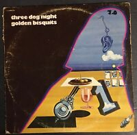 Three Dog Night - Golden Bisquits LP (Vinyl) 1970 Record Album