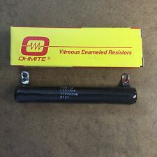 Ohmite L50J2K5 2.5K Ohm, 50W Wirewound Resistor