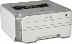 BRAND NEW Ricoh SP1210n Mono Laser Printer