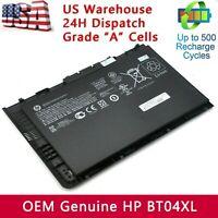 Genuine BT04XL Battery For HP EliteBook Folio 9470M 9480M HSTNN-DB3Z 687945-001