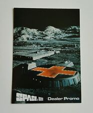 Unstoppable Cards Space 1999 Exclusive Ltd Edition Dealer Promo Card
