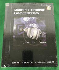 Modern Electronic Communication Gary M Miller Jeffrey S Beasley + Lab Manual, CD