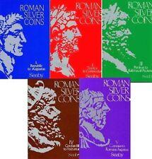 Roman Silver Coins - ALL Volumes 1 - 5 - H.A.Seaby - PDF *