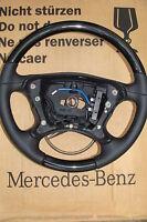 1 Mercedes g klasse w 463 klasse  Holzlenkrad w463 Holz Lenkrad lederlenkrad