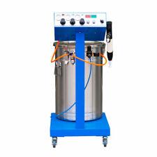 Electrostatic Powder Coating Spray Gun Spray Machine 958 Paint System 110v 220v