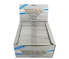 Rizla Silver Micron Thin Kingsize Slim Cigarette Smoking Rolling Papers 🤪🤪🤪