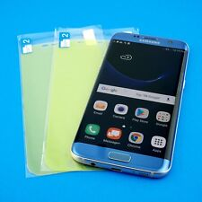 Full Cover TPU Clear Anti Scratch Screen Protector For Samsung Galaxy S7 Edge