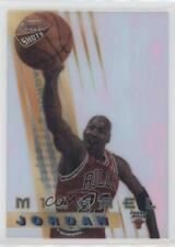 1996-97 Bowman's Best Shots Michael Jordan #BS6 HOF