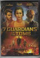 7 Guardians of the Tomb DVD 2017 Brand New Sealed Li BingBing, Kelsey Grammer