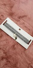 Women's Topshop Yin And Yan 2x Necklace. BNWT. Party casual wear. Black & white