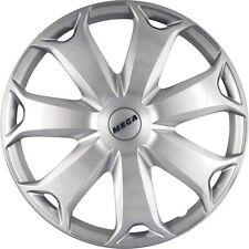 Wheel Trims Hub Caps AutoStyle Mega 14in DoubleSilver New & Boxed