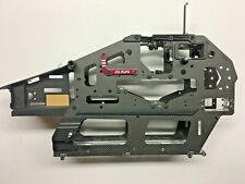 Align Trex 700e DFC Main Frame Assembly Bearing Blocks Motor Mount Servo Fixings