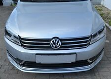Volkswagen Passat B7 3C - Front bumper spoiler