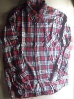 BEAMS check flannel Shirt L 45rpm sugarcane yohji yamamoto issey miyake apc