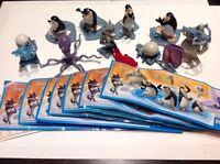Komplettsatz Die Pinguine Aus Madagascar  mit allen BPZ