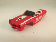 TYCO #6948 RED/WHITE '79 CAMARO Z-28 SHELL ~ VN/EXC COND
