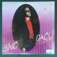 Disco Vinile 33 giri LP (1985) GINO PAOLI , MMI CGD LSM 1182 NUOVO/SIGILLATO !!!