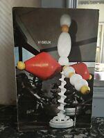 Claude Viseux Expo Catalogue Centro Nazionale Arte Contemporaneo Aasb 1969