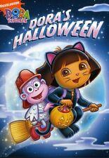 Dora the Explorer - Dora's Halloween [New DVD] Full Frame, Repackaged, Dolby