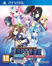 Superdimension Neptune VS Sega Hard Girls (PS Vita) - BRAND NEW & SEALED UK