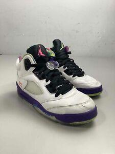 Children's Jordan 5 Retro Alternate Bel-Air (GS) Shoes Size 5Y