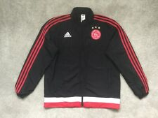 Ajax Amsterdam Adidas Football Tracksuit (Top & Trousers) Large 2015 - 2016