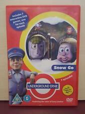 Underground Ernie - Snow Go - Series 1 (DVD, 2006) - J26