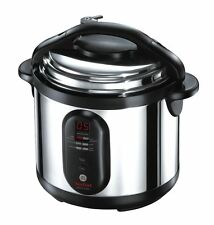 Tefal Minut' Cook Electric Pressure Cooker, 6L