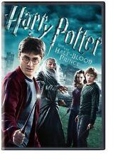 Harry Potter & Half-Blood Prince  DVD Daniel Radcliffe, Emma Watson, Rupert Grin