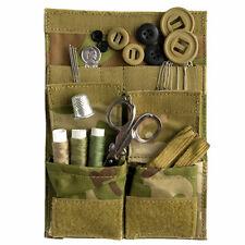 Web-Tex Military British Army Camping Travel Cadet Compact Sewing Kit Camo MTP