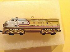 Hallmark 2006 Ornament - Santa Fe F3A Diesel Locomotive -Limited Quanity - B029