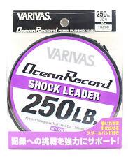 Varivas Ocean Record Nylon Shock Leader Ligne 50m 250lb (0009)
