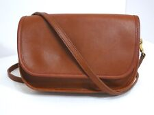 Vintage Coach Ritchie Shoulder/ CrossBody Bag British Tan #9937 Made in USA