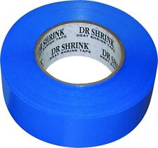 "4"" BLUE Shrink Wrap Tape, Heat Shrink Tape, Boat Shrink Wrap Tape - 4"" X 180'"