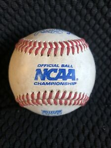 Rawlings Official NCAA Championship PAC 10 baseball retired FREE SHIPPING