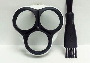 Shaver Head Razor Frame Holder For Philips Norelco HQ7315 HQ7330 HQ 7325XL White
