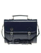 Fred Perry Laurel By Richard Nicoll L8181 Leather Satchel Bag backpack