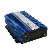 AIMS-PWRI150024S-AIMS Power 1500 Watt 24 Volt Pure Sine Inverter