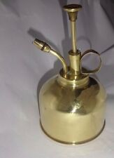 Vintage Bass Spray Watering Can/Atomizer/Mist  Made In Hong kong Mark - 333