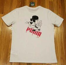 Puma Men's Super Tee 808 Cool Cat Graphic Print T-Shirt Sz L TL37016 THESPOT917