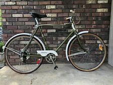 VINTAGE RALEIGH 5 SPEED CRUISER BUTTED FRAME MADE IN ENGLAND