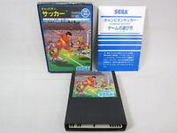 CHAMPION SOCCER Sega SC-3000 SG-1000 Import Japan Video Game bcb sc