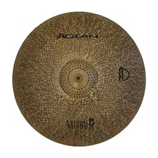 Agean Cymbals Natural R-Series 18-inch Low Volume Ride