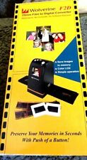 Wolverine 35mm Film to Digital Converter (Scanner)