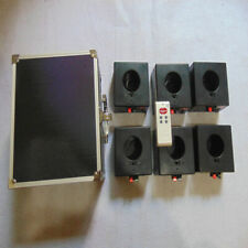 Wedding receivers 6 Cues Music remote display Rate fire fireworks firing system