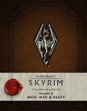 The Elder Scrolls V: Skyrim - The Skyrim Library, Vol. II: Man, Mer, and Beast (