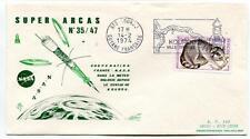 1974 Super Arcas 35/47 Cooperation France NASA Meteorologique Kourou Guyane